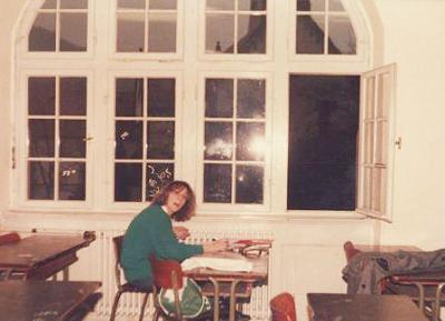 Nathalie GIRONDE janvier 1987
